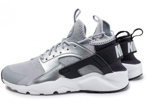Nike Air Huarache Ultra Junior argent