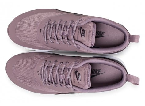 Chaussures Nike Air Max Thea taupe grey vue arrière