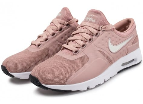... Chaussures Nike Air Max Zero W rose Particle Pink vue intérieure ...