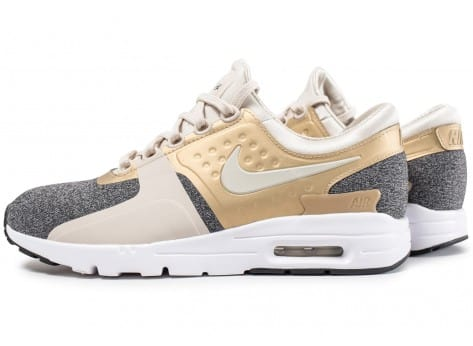 Nike Air Max Zero or et grise