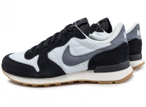 nike internationalist femme blanche