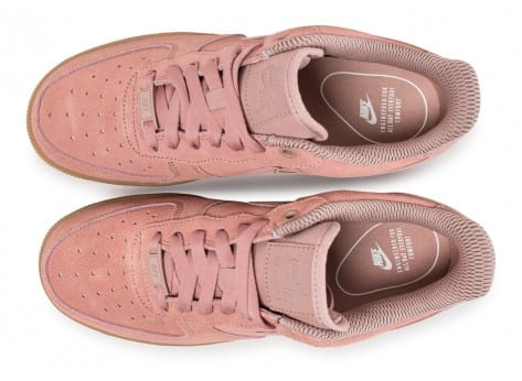 detailed pictures classic info for Nike Air Force 1 Low 07 SE W rose Particle Pink - Chaussures ...