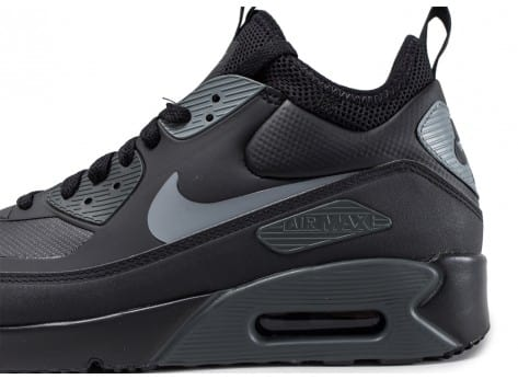 Nike Air Max 90 Ultra Mid Winter noire