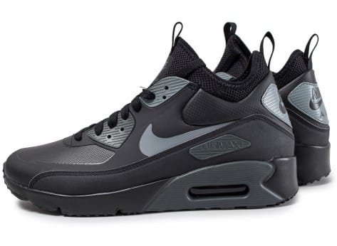 Nike Air Max 90 Ultra Mid Winter noire 5 8 avis