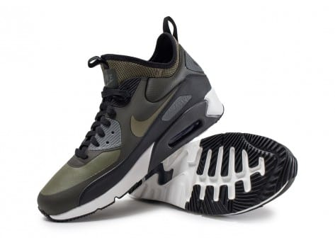 on sale 6636d d32f2 ... Chaussures Nike Air Max 90 Ultra Mid Winter vue avant ...