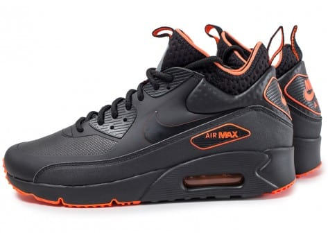 livraison gratuite 27b54 4639e Nike Air Max 90 Ultra Mid Winter SE black crimson