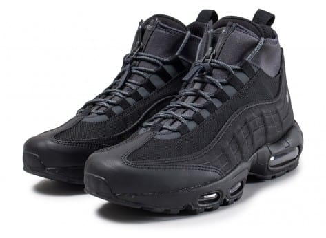 Air Homme Sneakerboot Chaussures Baskets Chausport Noir Max 95 Nike Aawd0qA