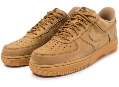 Chaussures Nike Air Force 1 '07 Low Flax vue intérieure