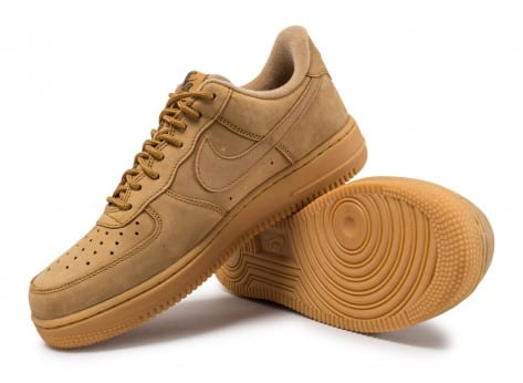 Chaussures Nike Air Force 1 '07 Low Flax vue avant