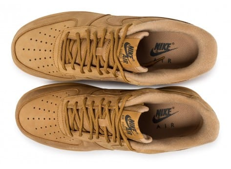 Chaussures Nike Air Force 1 '07 Low Flax vue arrière