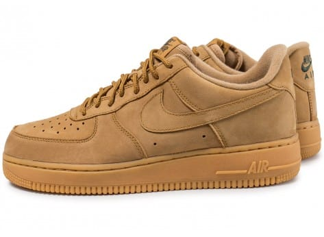 meilleur service a894d aba66 Nike Air Force 1 '07 Low Flax