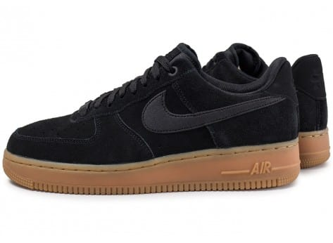 basket homme nike noir air force