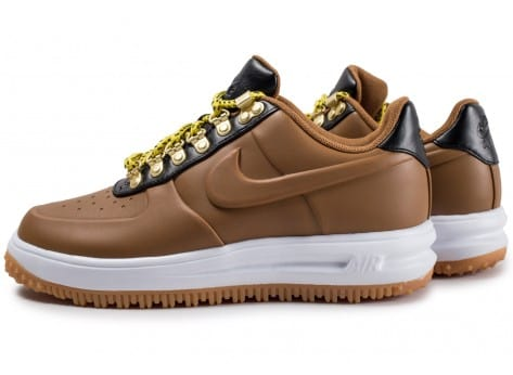 prix d'usine bbdef 31f92 Nike Lunar Force 1 Duckboot Low marron
