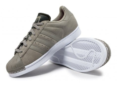 Chaussures adidas Superstar W Trace Cargo vue avant