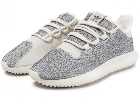 Chaussures adidas Tubular Shadow W grise vue intérieure