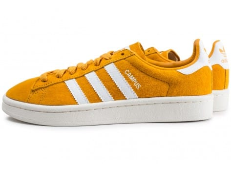 adidas Campus jaune moutarde