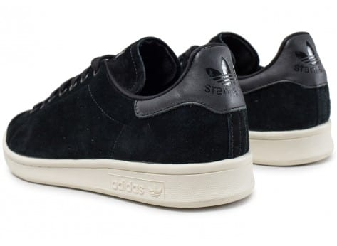 Suede Noire Adidas Chausport Chaussures Stan Smith Homme Baskets qPqxvEtw
