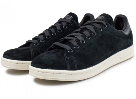 new products 70023 178d8 Smith Stan Chausport Suede Baskets Noire Chaussures Homme Adidas zHg5wqSw