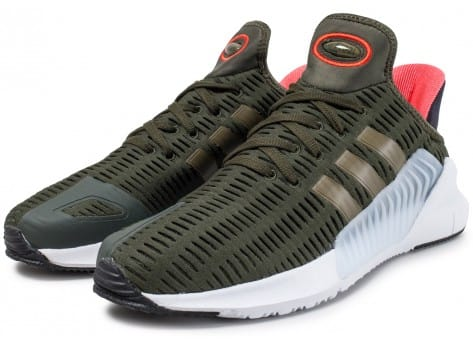 Chaussures adidas Climacool 02/17 Olive vue intérieure