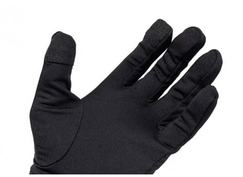 Gants Cairn Gants Softex Tactile Touch noirs