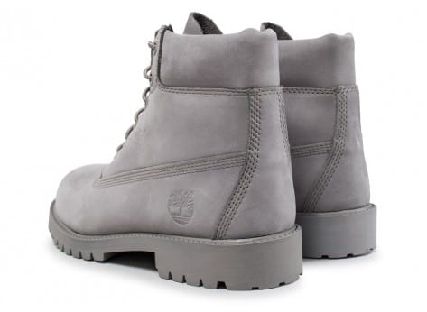 Chaussures Timberland 6-inch Premium Boots Junior grise vue dessous