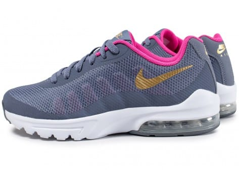 Nike Air Max Invigor Junior grise et rose 5 7 avis