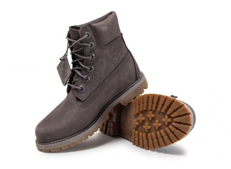 Chaussures Timberland 6-Inch Icon boot W grise vue avant