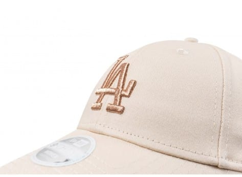 Casquettes New Era Casquette 9Forty Essential rose et or