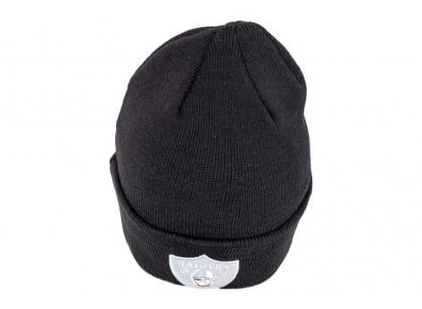 Bonnets New Era Bonnet Knit Night noir