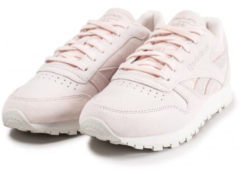 Chaussures Reebok Classic Leather Shimmer rose vue intérieure