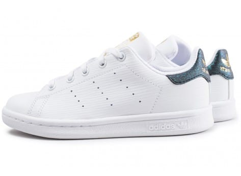 Baskets Stan Smith Snake pour petite fille: adidas Originals
