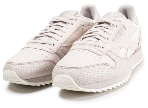 Chaussures Reebok Classic Leather Ripple beige vue intérieure