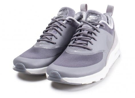 Chaussures Nike Air Max Thea grise vue intérieure
