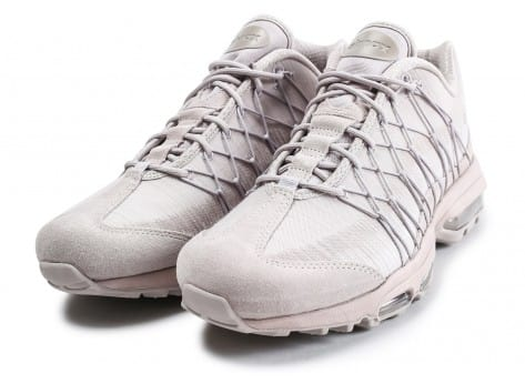 Chaussures Nike Air Max 95 Ultra rose vue intérieure