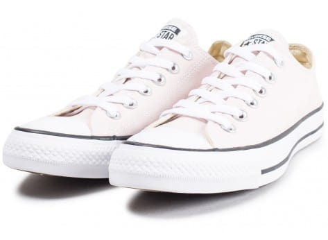 Chaussures Converse Chuck Taylor All Star Low rose clair vue intérieure