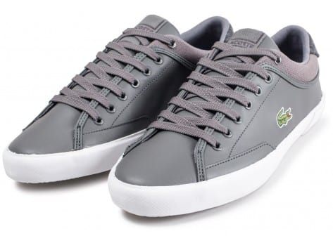 Chaussures Lacoste Angha grise vue intérieure