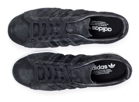 Chaussures adidas Campus Stitch and Turn noire vue arrière