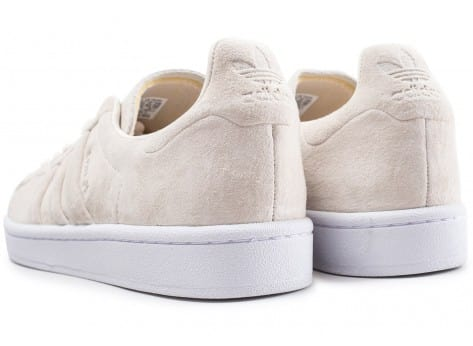 Chaussures adidas Campus Stitch and Turn beige vue dessous