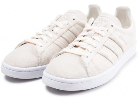 Chaussures adidas Campus Stitch and Turn beige vue intérieure