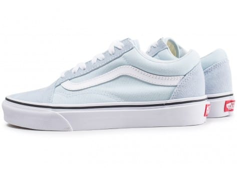 Vans Old Skool Low bleu ciel 5 1 avis