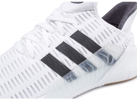 Chaussures adidas Climacool 02/17 blanche vue dessus