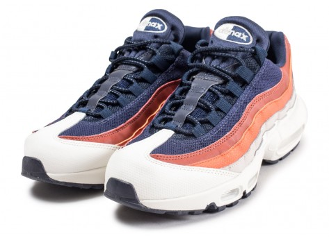 on sale 05aa9 51946 ... Chaussures Nike Air Max 95 Essential Desert Sand vue intérieure ...