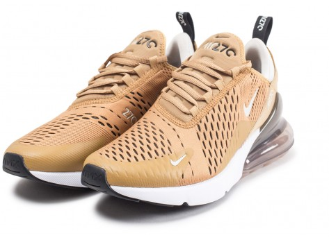 Chaussures Nike Air Max 270 or vue intérieure