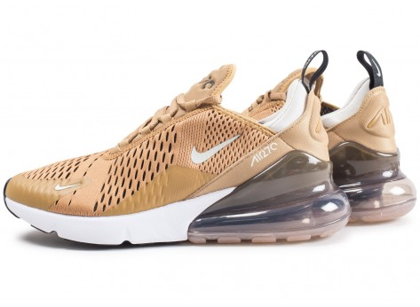 Chaussures Nike Air Max 270 or vue extérieure