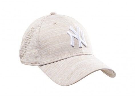 Casquettes New Era Casquette 9/40 Engineered Fit beige