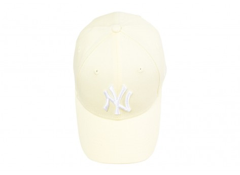 Casquettes New Era Casquette 9/40 League NY jaune