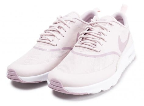 Chaussures Nike Air Max Thea rose vue intérieure
