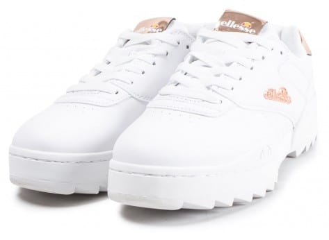 Chaussures Ellesse Plativo Low full white vue intérieure