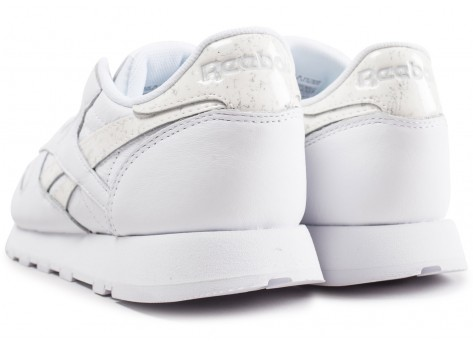Chaussures Reebok Classic Leather vue dessous