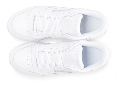 Chaussures Reebok Classic Leather vue arrière